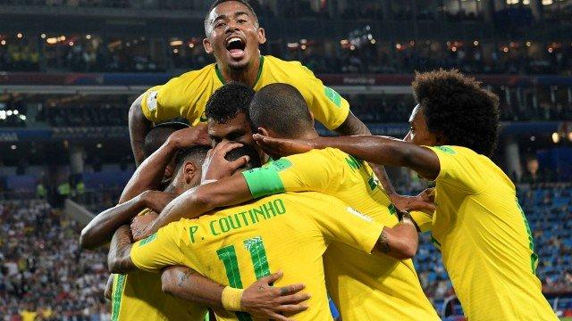 Estudo Matemático mostrou que Brasil tinha 83% de chance de vencer o México