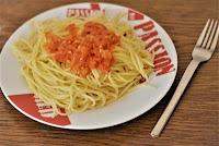 Σάλτσα ντομάτας για μακαρόνια  - by https://syntages-faghtwn.blogspot.gr