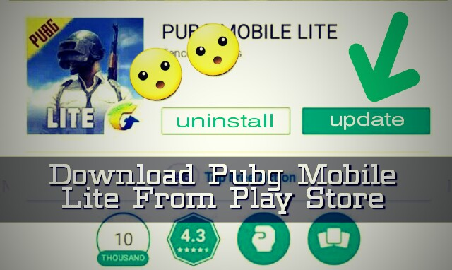 download pubg mobile lite play store