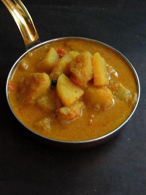 Indo British Potatoes