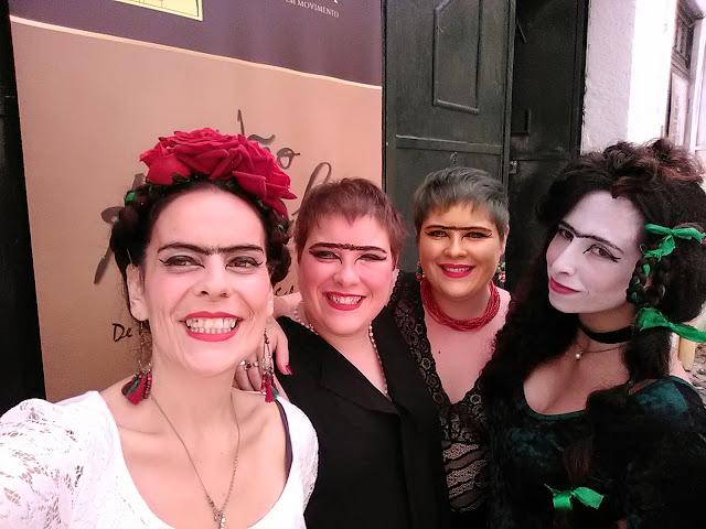 Não Kahlo despede-se de Lisboa