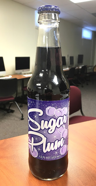 Sugar Plum Soda
