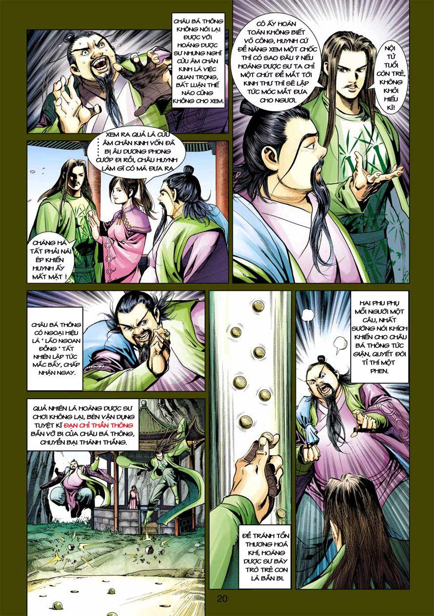 Anh Hùng Xạ Điêu anh hùng xạ đêu chap 41 trang 19