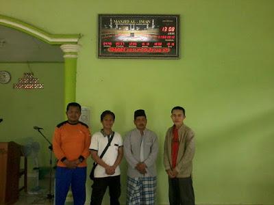 Alamat Dan Nomor Telepon Toko Jadwal Sholat Digital Masjid Di Lampung