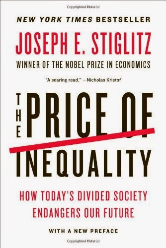 The Price of Inequality front cover