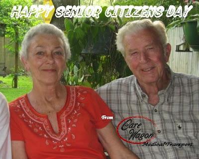 #SeniorCitizensDay - August 21