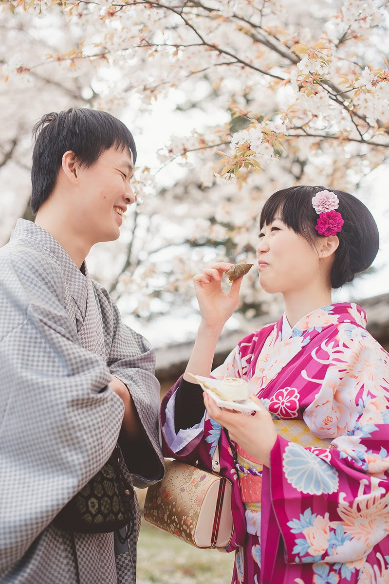 oversea prewedding 日本 京都 和服 體驗 情侶寫真 自助婚紗