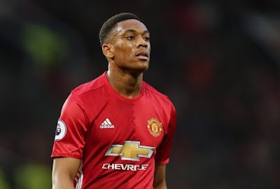 MANCHESTER UNITED NEWS: Anthony Martial's Next club REVEALED