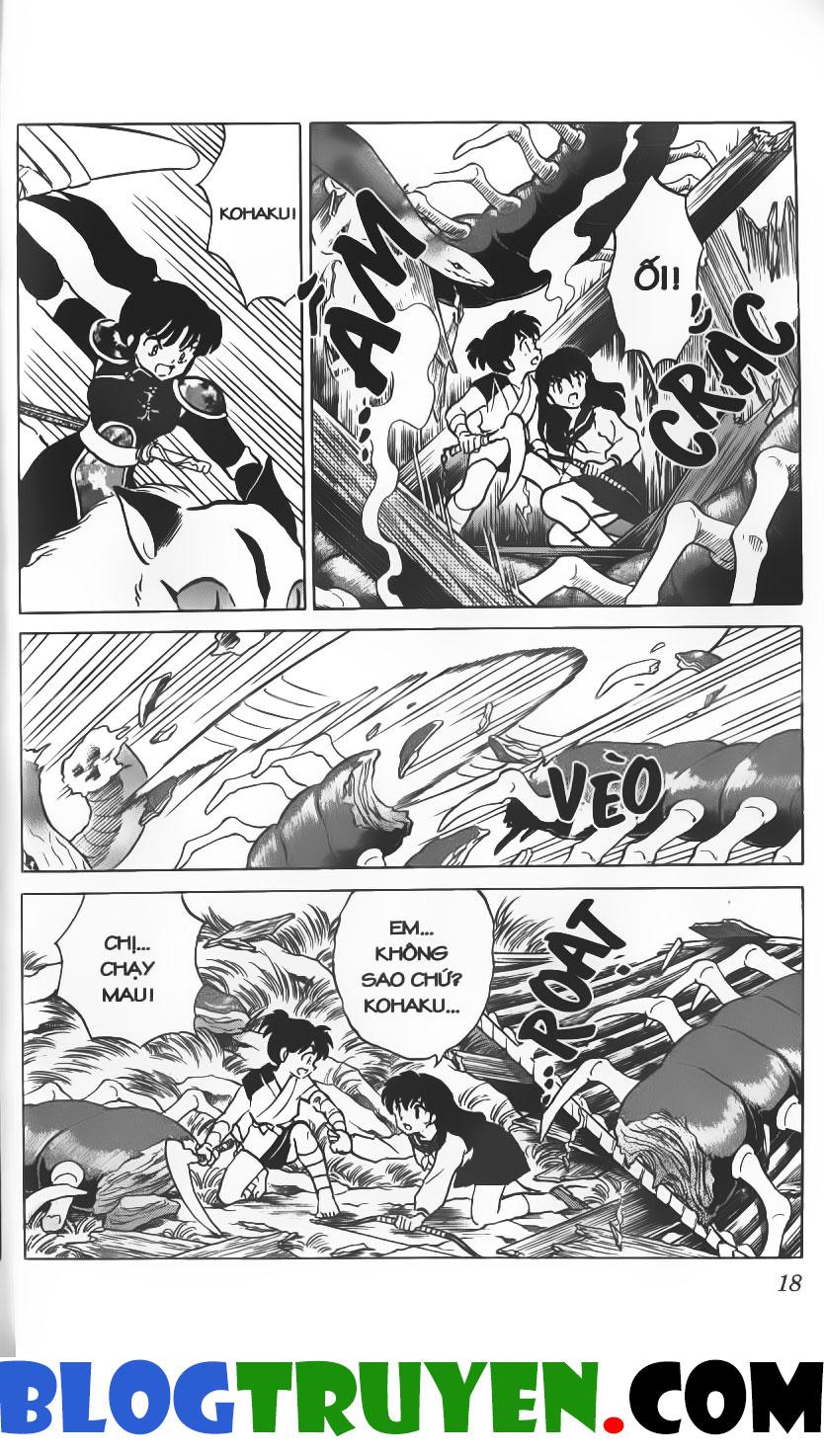 Inuyasha vol 19.1 trang 16
