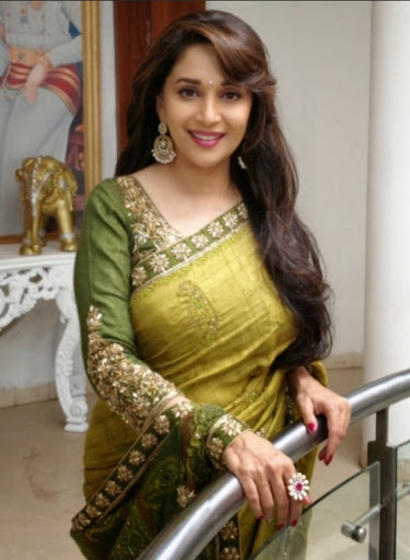 Madhuri Dixit just wished her hubby on his birthday