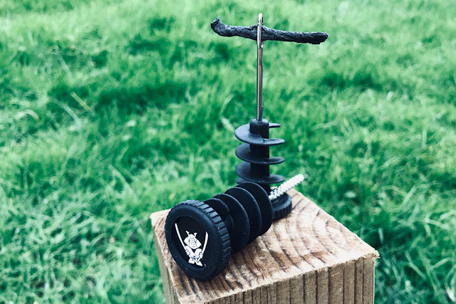 Sahmurai SWORD 2.0 Tubeless Tyre Repair Kit Plugs