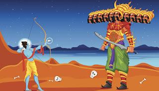 राम रावण युद्ध