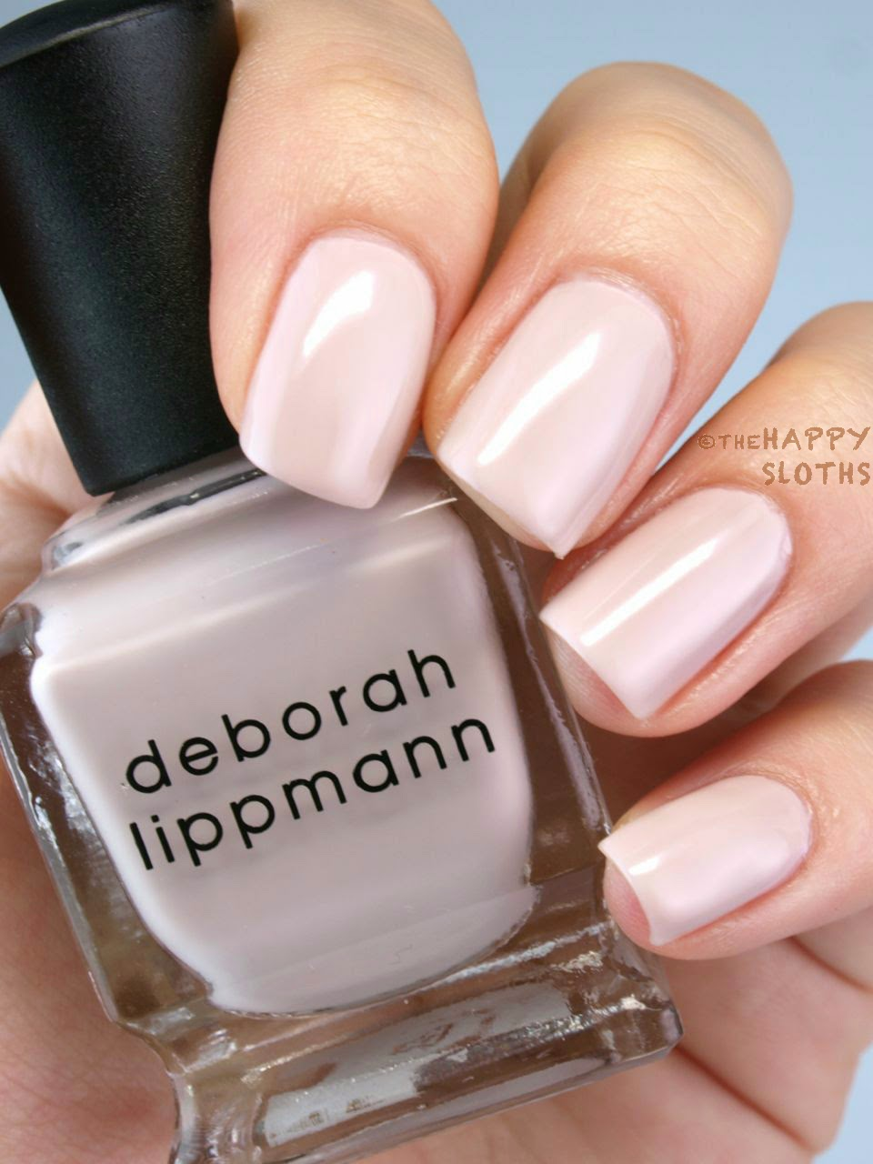 Deborah Lippmann Spring 2015 Whisper Collection Review And Swatches The Happy Sloths Beauty