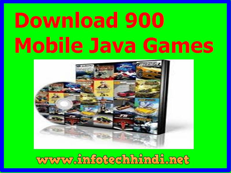 Download 900 Mobile Games