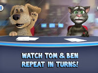 Talking Tom & Ben News APK Terbaru