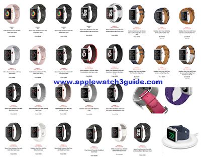 Apple Watch Series 3 User Guide