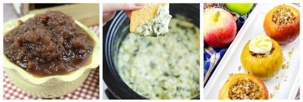 Snack Crockpot Recipes