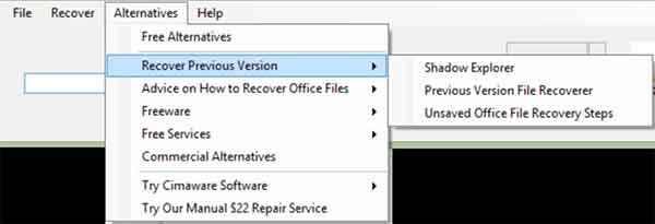 repair dokumen word