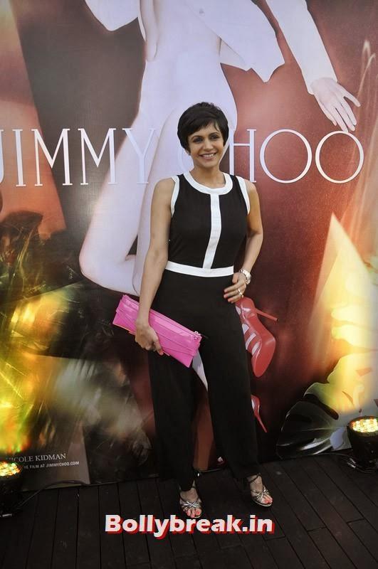 Mandira Bedi, Evelyn Sharma, Lisa Haydon & Sophie Choudry Spotted at Jimmy Choo's Women's Day Celebrations