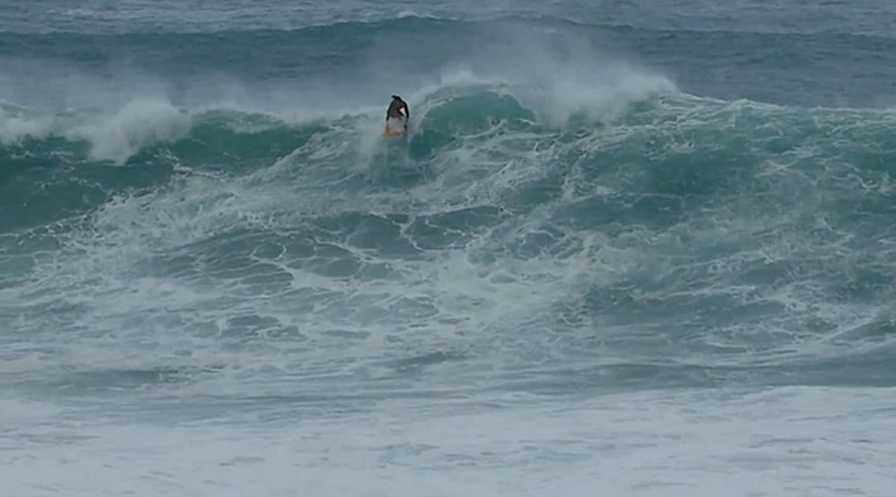 olas que no deberian cogerse