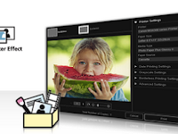 Canon Print CD/DVD/BD with My Image Garden Software