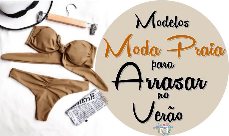 Modelos Moda Praia Para Arrasar no Verão -Zaful