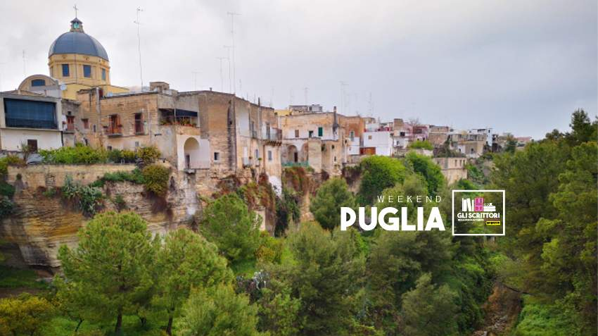 Weekend in Puglia, tra le chiese rupestri di Massafra, Mottola e Gravina