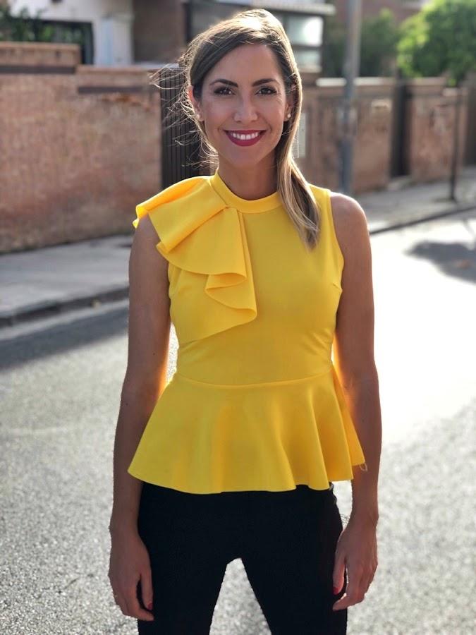 Fitness And Chicness-Tendencias Primavera Verano 2019-Amarillo