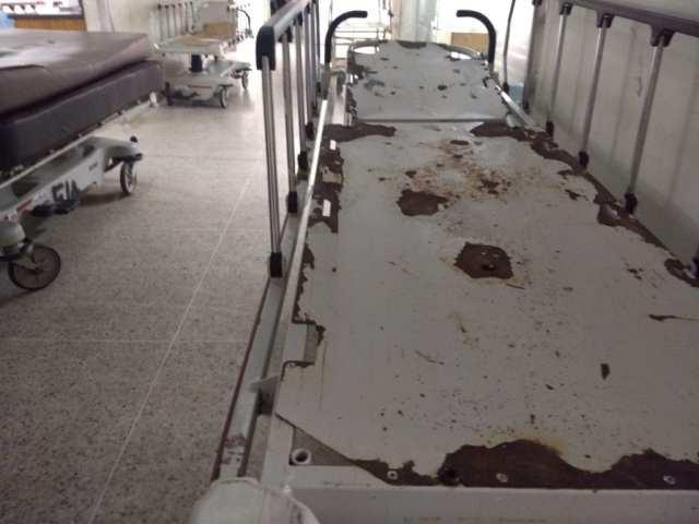 Emergencia del Hospital Universitario de Caracas: Al filo de la muerte