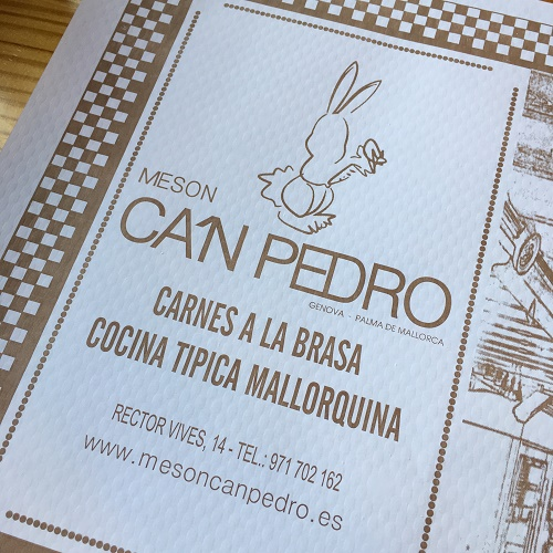 2 Widos op Jück auf Mallorca ~ im Méson Ca´n Pedro in Gènova / Palma