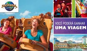 """Promoção Rei Do Mate Leva Você ao Universal Orlando® Resort"""""""