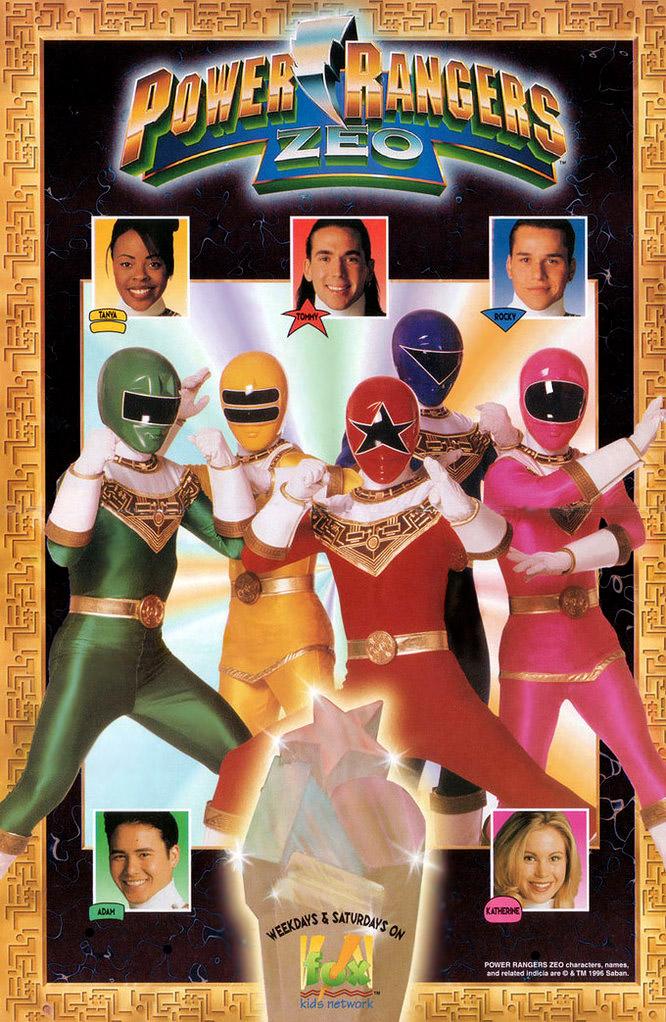 Power Rangers Blogspot : power, rangers, blogspot, AMIINKOM:, Download, Power, Rangers, Series