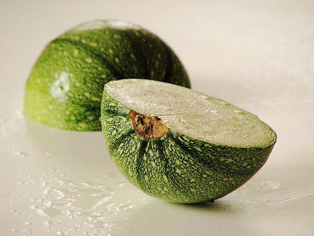 soupe bio et végétale facile à la courgette et au lait de coco