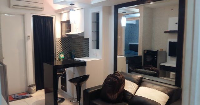 design apartemen 2 kamar kalibata city infinity interior