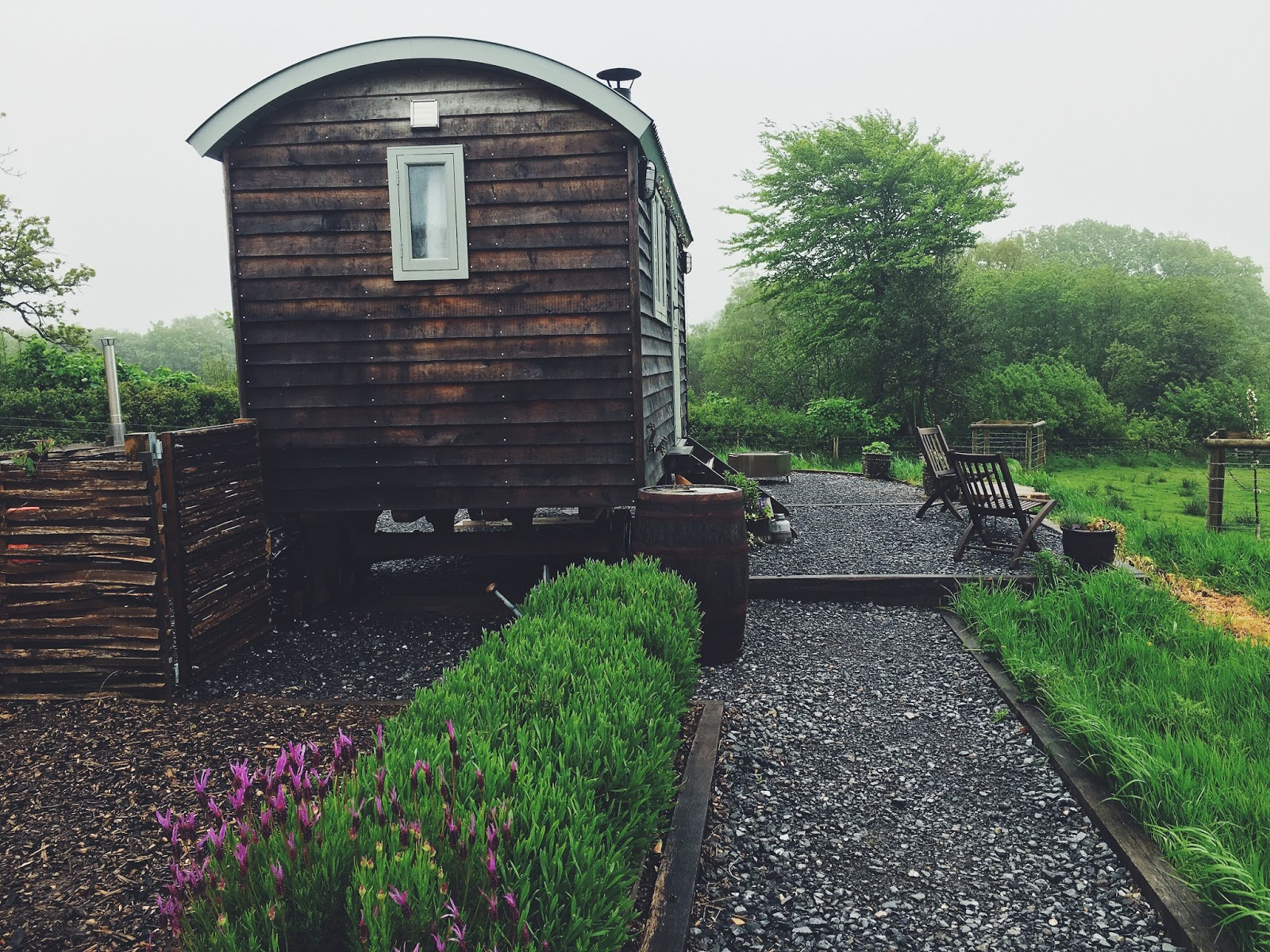 Dimpsey Shepherds Hut review
