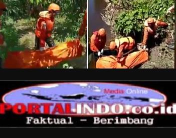 Seorang Warga Di Sultra/Kolaka Ditemukan Tim SAR Dalam Keadaan Meninggal Akibat Tenggelam