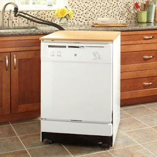 White Portable Dishwasher Pictures