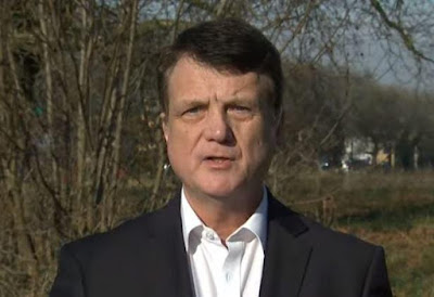 "Acting anti-EU party leader, Gerard Batten, an avid anti-muslim who thinks Islam is a ""death cult"" activist was elected the leader after no one else applied for the post. He became the acting leader two months prior to the election following the sack of his shamed predecessor, Henry Bolton who was sacked because of his racist girlfriend."