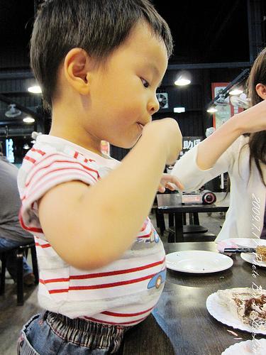 三峽嚐嚐九九熱炒餐廳|Jason生日聚餐|新莊蜜而可蛋糕
