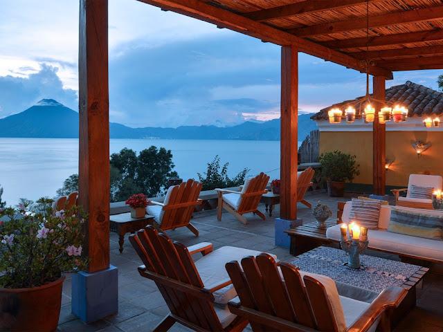 فنادق البحيرات العالم