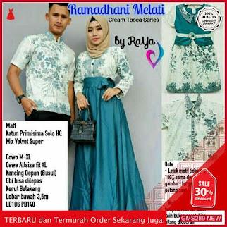 GMS289 STJW289R71 Ramadhani Melati Couple Batik Family Dropship SK0991556104