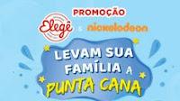 Promoção Elegê & Nicklodeon levam sua família para Punta Cana elegeenickelodeonpuntacana.com.br