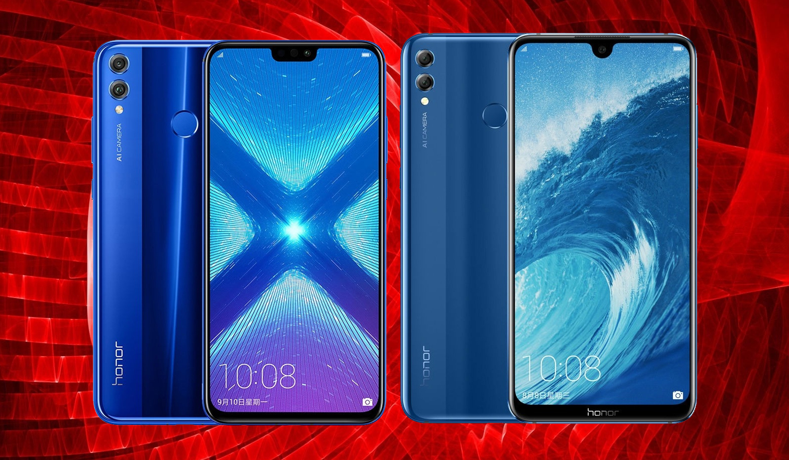 Honor 8X vs Honor 8X Max