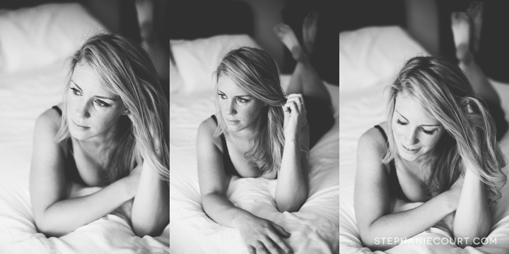 """black and white boudoir photography"""