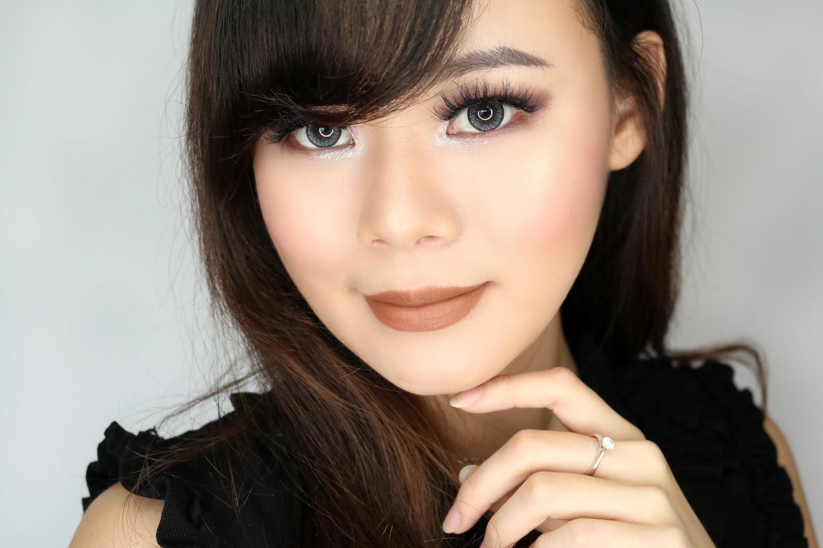 emina, emina cosmetics, emina cream matte, emina liquid lipstick, liquid lipstick murah, liquid lipstick, indonesia, cream matte, review, lipstick