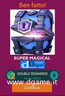Soluzioni Quiz Clash Royale card livello 36