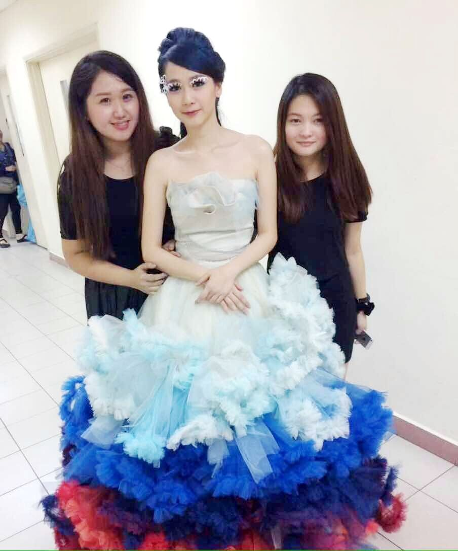 Kee Hua Chee Live Iftc International Academy Of Fashion Design Student Wins Top Award At Young Fashion And Image Designer Contest