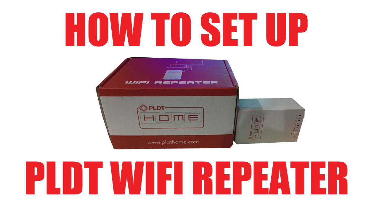 How To Setup Pldt Home Wifi Repeater Prolink Pwn3701 Techprobsolution
