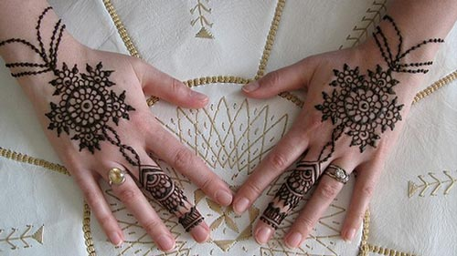Delightful Pakistani Mehndi Designs For Hands
