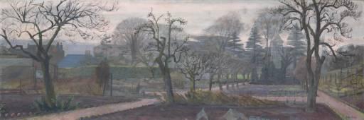 Evelyn Dunbar, Winter Garden